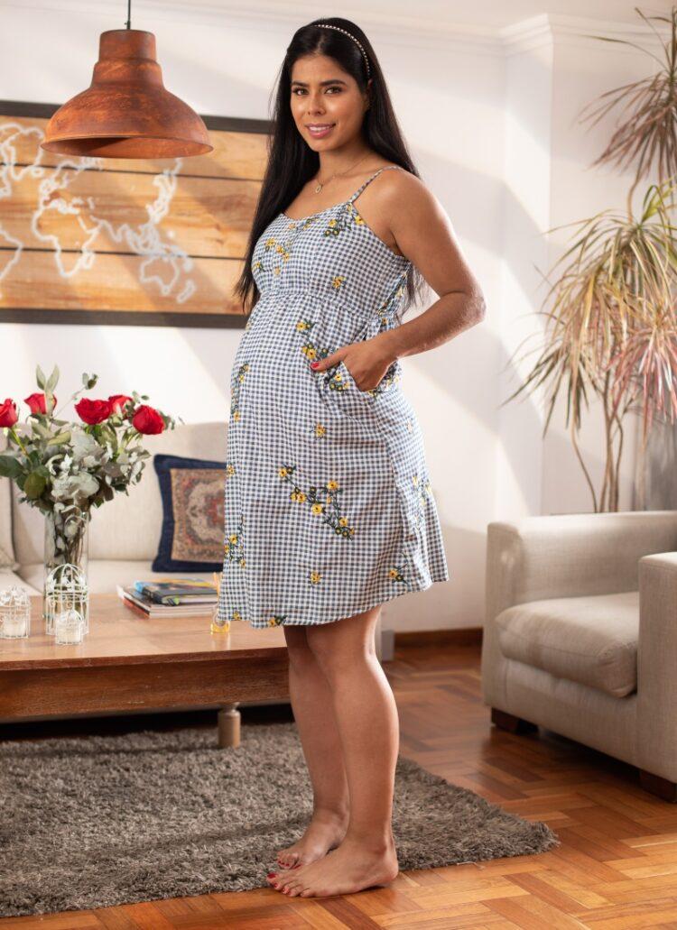 vestido-cuadros-materno